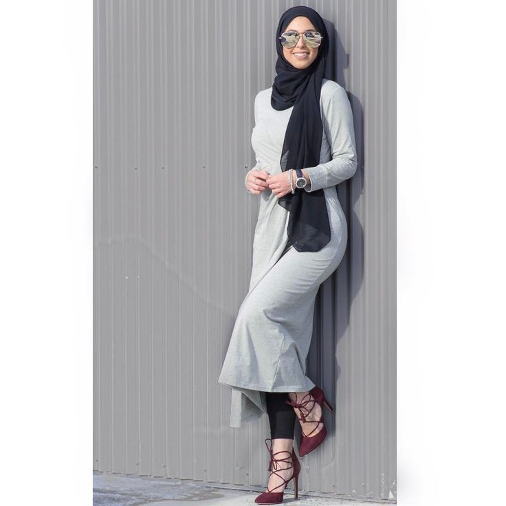 1000 Ideas About Hijab Casual On Pinterest Hijab Styles