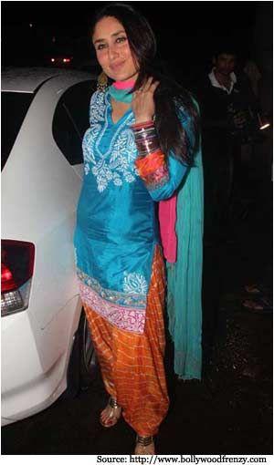 Patiala Salwar for Bright and Chirpy Woman   Patiala Salwar Kameez