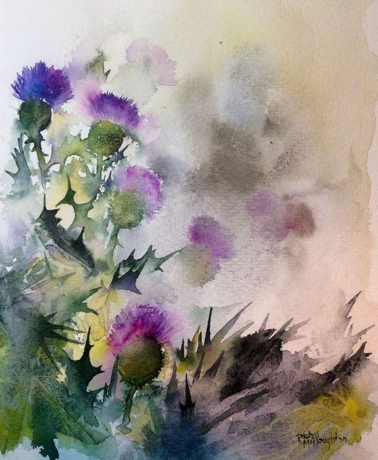 Rachel McNaughton - Thistles