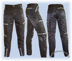 Parachute pants! LOL... Yes, I had them in bright blue! ;)
