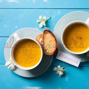 Curried Pumpkin Soup — alyce alexandra