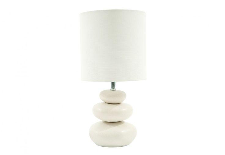 Pebble 1 Table Lamp | Super Amart