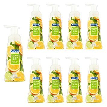 Softsoap Foaming Hand Soap, Kitchen Citrus Bliss, 8 Ounce (9 pack) Review
