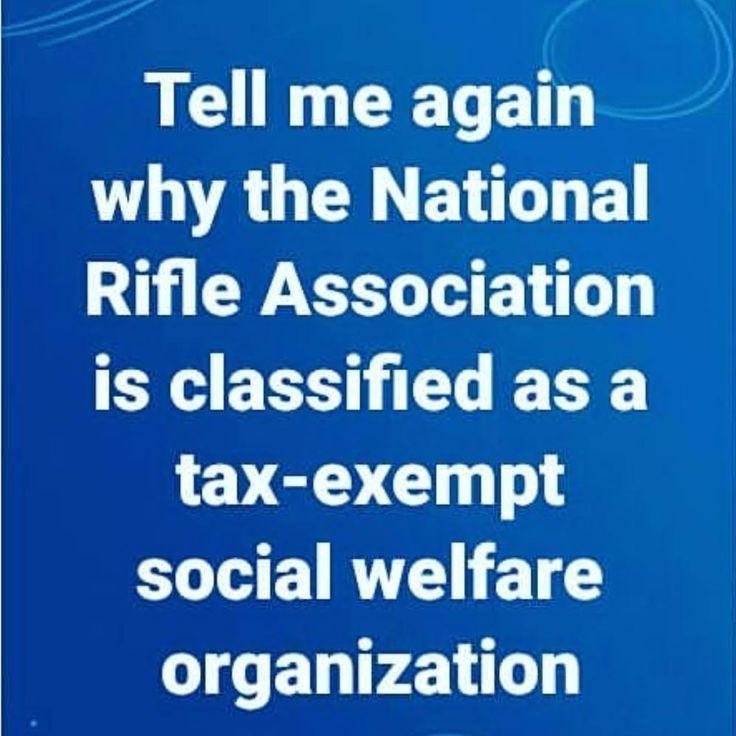 WHAT? A TAX EXEMPT SOCIAL WELFARE ORGANIZATION!!??!!??
