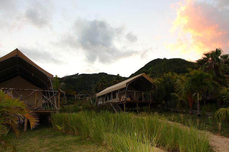 #Otentic. An Eco Tent Adventure in #Mauritius. Trust us, this place is so #romantic. http://www.otentic.mu