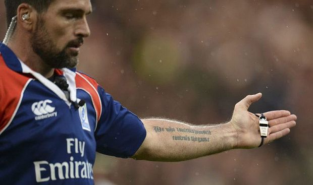 Steve Walsh's 'lovely pass' aside at Twickenham was too matey for a ...