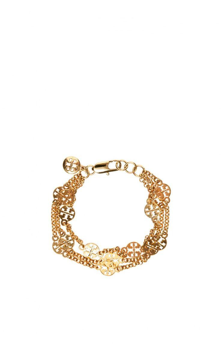 Armband Multi Strand Logo GOLD - perfect details ss15 - Raglady