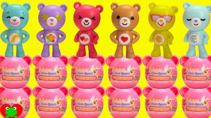 Care Moji Care Bears Emoji Surprises