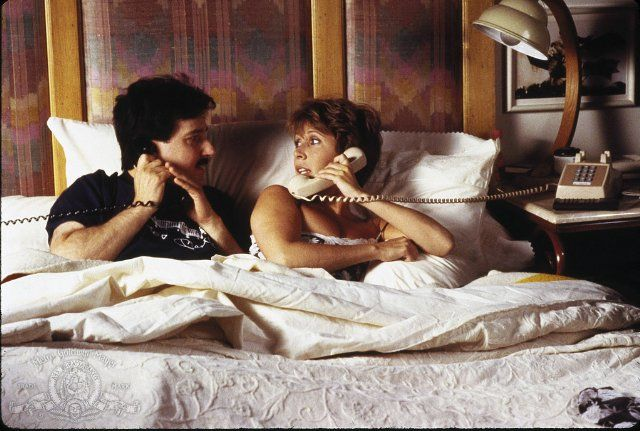 when harry met sally stills | Still of Carrie Fisher and Bruno Kirby in When Harry Met Sally...
