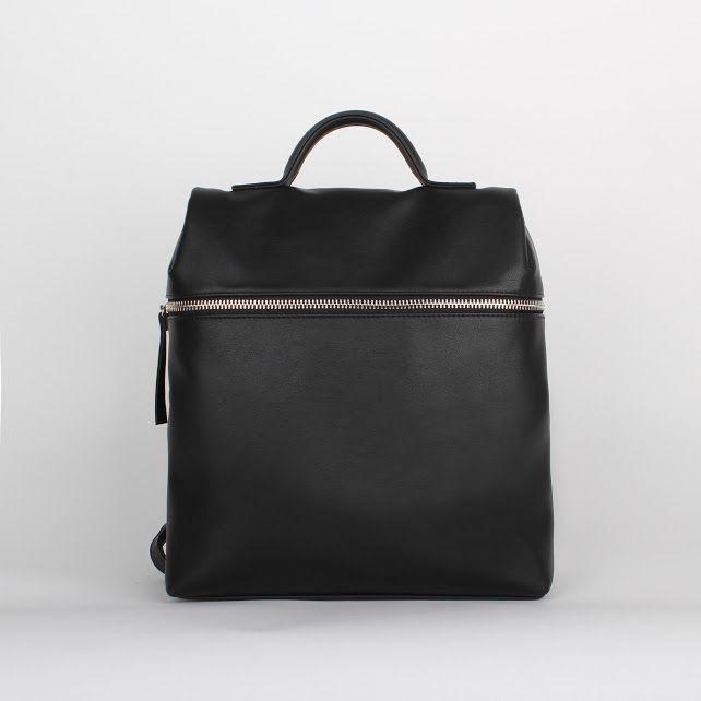 рюкзак женский Levin черный- Интернет-магазин ARNY PRAHT - петербургский бренд одежды и аксессуаров