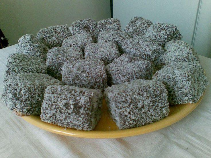 Tökéletes kókuszkocka receptje! A legfinomabb kókuszos sütemény! :)