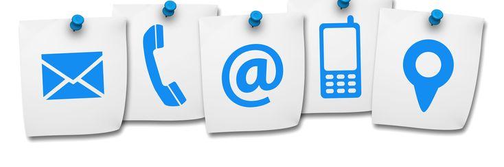 Accede a nuestra página web y descubre como puedes dejarnos un mensaje o ponerte en contacto con nosotros.