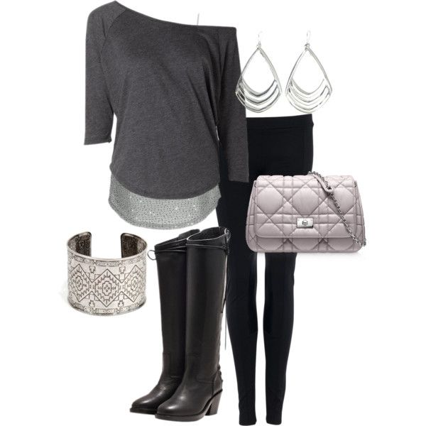 """Night Out"" by august29 on Polyvore"