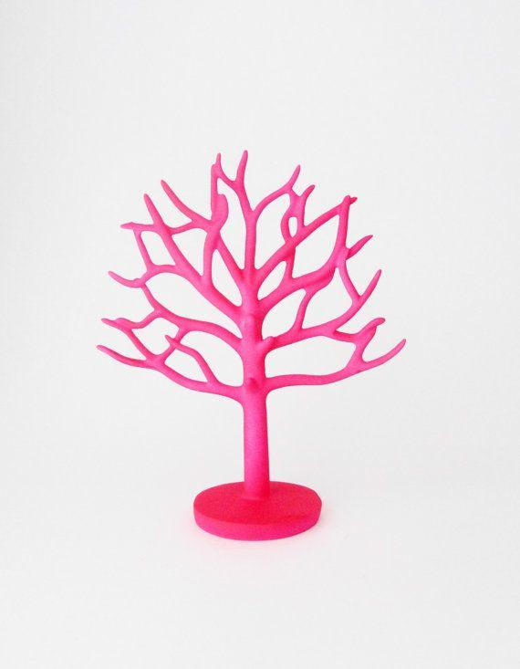 Stand di gioielli, albero della vita, supporto dell'anello, gioielli albero Stand, portagioie, albero scultura, Oggettistica per la casa, organizzatore di anello, gioielli albero