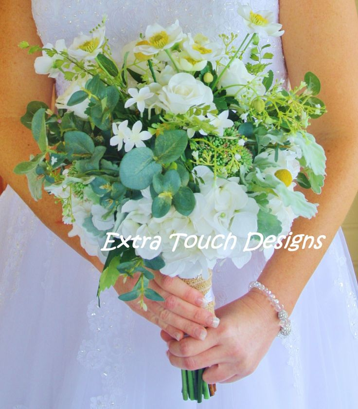 Artificial Bouquet by Extra Touch Designs. www.extratouchdesigns.com.au