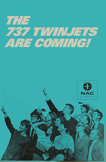Air New Zealand posters showcase its 75 years in the sky - Telegraph