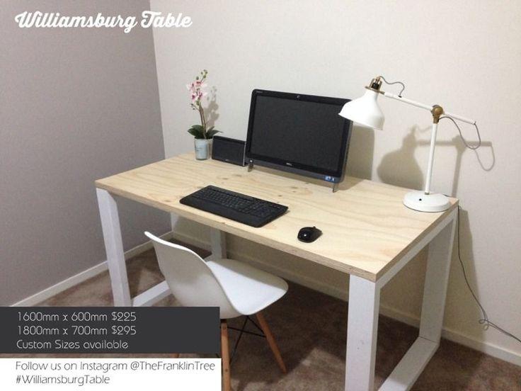 office freedom office desk large 180x90cm white. Study Desk / Dining Table Office | Desks Gumtree Australia Greater Dandenong - Freedom Large 180x90cm White