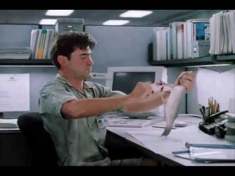 office space did you get that memo funny movies