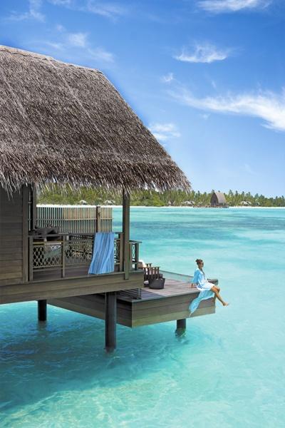 Shangri-La Villingili Resort & Spa, Maldives.