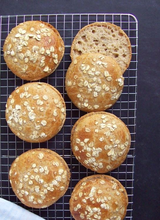 After ordering gluten free oats from GF Harvest last week, I couldn't wait to make some type of oat bread. One thing I like about making buns – the oven is only on for 24 minutes. Yes, …