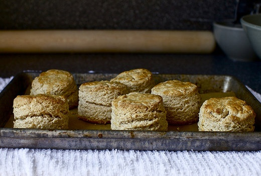 Oat and Maple Syrup Scones | Food | Pinterest