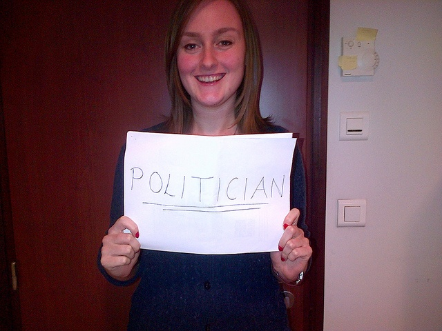 Megan. She would be a politician if she were helped to learn the right skills. #YouthSkillsWork