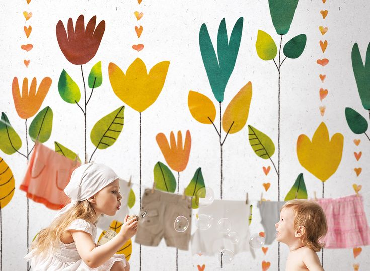 Παιδική ταπετσαρία τοίχου ψηφιακής εκτύπωσης που προσαρμόζεται στην διάσταση του χώρου σας, του οίκου LondonArt. Θα τη βρείτε στο Moketino Living (Κηφισίας 228, Κηφισιά). / Digital print wallcovering for Kids Collection by LondonArt.