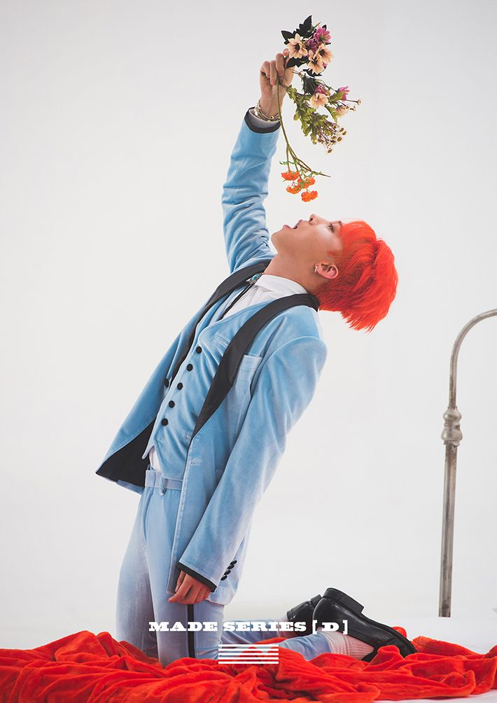 GD - MADE Series 'D' Promo Pictures!