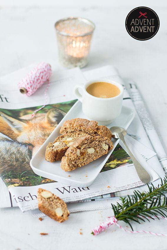 Türchen Nr. 2 | Liz&Jewels verraten ihr Rezept für Cantuccinis mit feinem Gewinnspiel