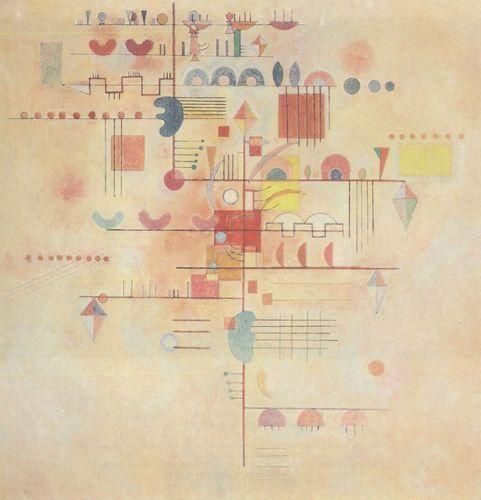Ascesa Morbida, 1934 - Kandinsky Vassili - Opere d'Arte su Tela - Listino prodotti - Digitalpix - Canvas - Art - Artist - Painting