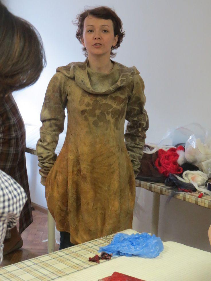 Фотоотчет о семинаре Алёны Селезневой