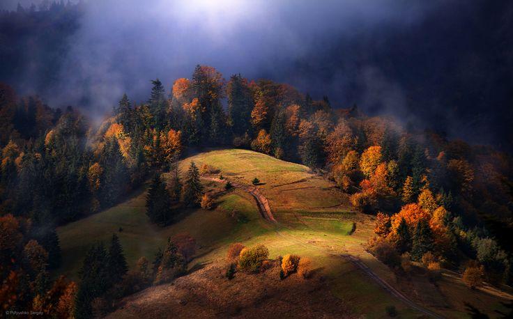 "*** - Carpathian Mountains. Ukraine  Join me on<a href=""https://www.facebook.com/psfoto.com.ua""> My Facebook Page  </a> And follow <a href=""https://instagram.com/sergey_polyushko"">  My Instagram</a> <a href=""http://www.psfoto.com.ua/""> website </a>"