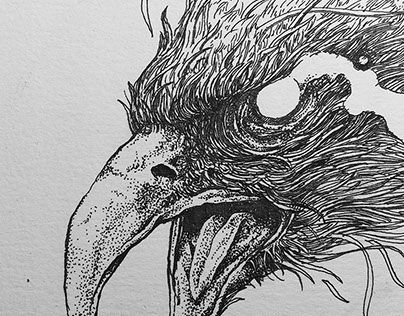 """Check out new work on my @Behance portfolio: """"ENDEAVOR SECRET BIRD"""" http://on.be.net/1NAIIUY"""