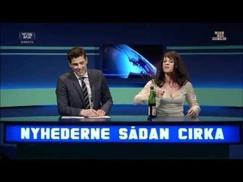 """""""Live fra Bæen"""" - Iben Hjejle som Bethany"""