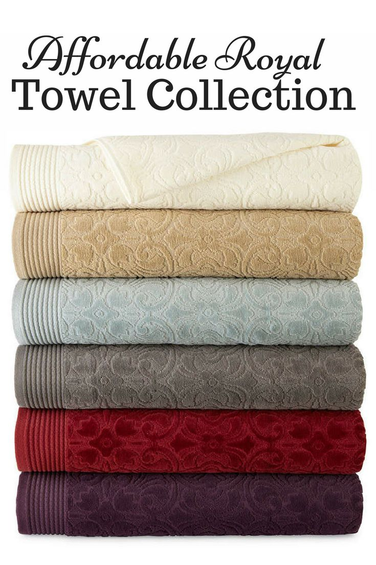 Towels that are not only affordable but they are luxury! #towels #bathroom #decorations #ad #homedesigns #decor