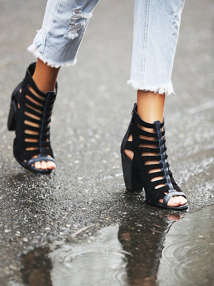 Sol Sana Go Lightly Heel at Free People Clothing Boutique