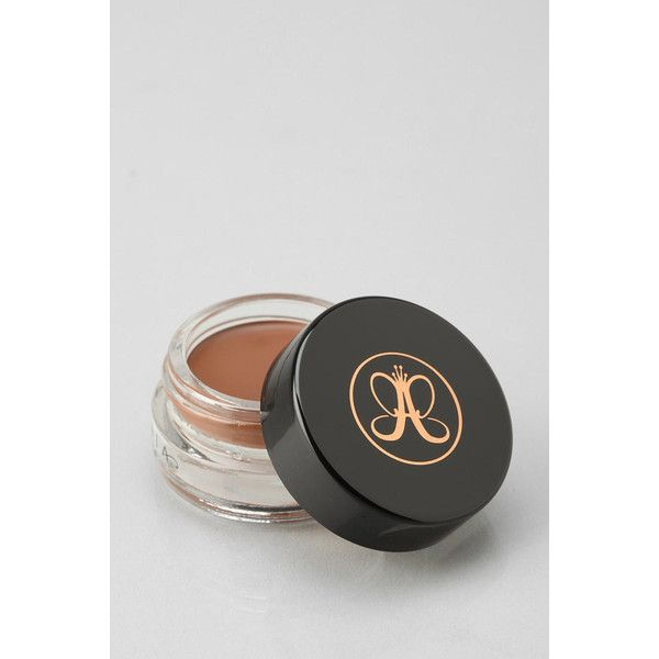 Anastasia Beverly Hills Dip Brow ($18) ❤ liked on Polyvore featuring beauty products, makeup, eye makeup, auburn, anastasia cosmetics, eyebrow cosmetics, eyebrow makeup, eye brow makeup and anastasia makeup
