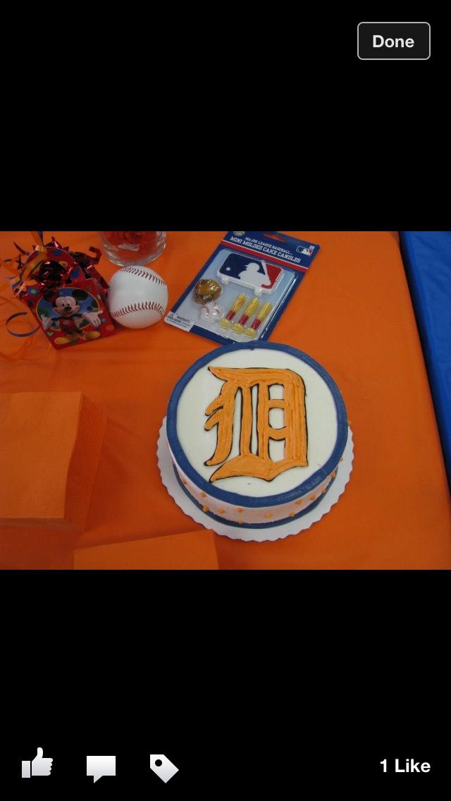Detroit Bakeries Cakes