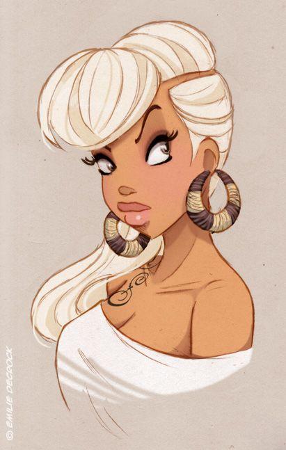 Emilie Decrock - freelance illustrator