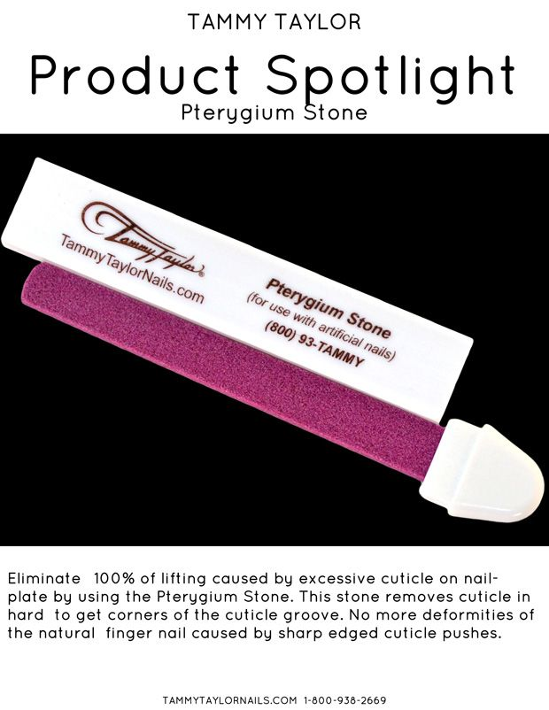"♥ Tammy Taylor Product Spotlight ""Pterygium Stone"""