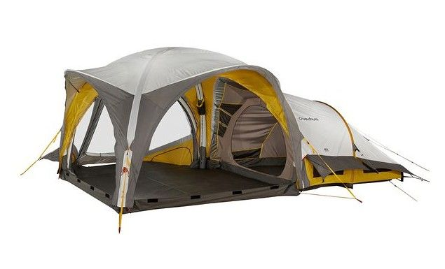 Msh living room tent shelters quechua caravan pinterest tent as and living rooms for Table quechua