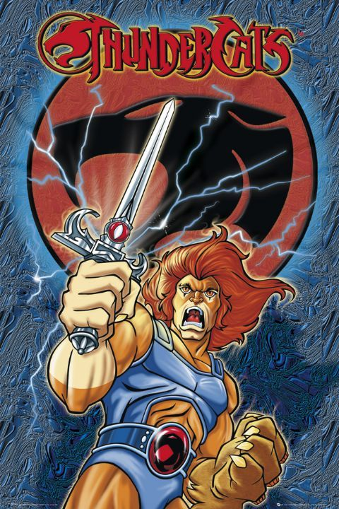 The 80's Cartoon Media Blog  Thundercats