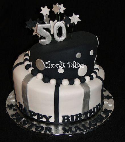 50th Birthday Cake Hobbytown Pinterest