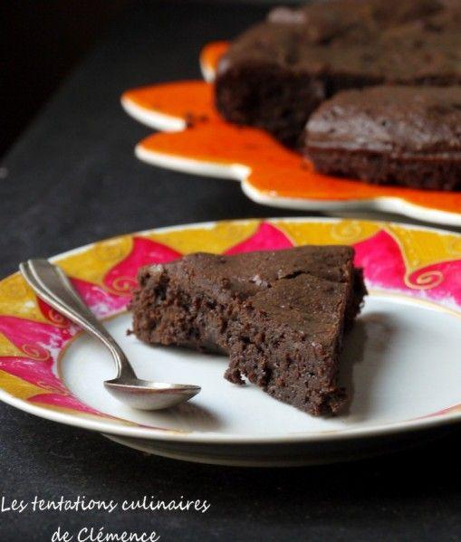 Gâteau au chocolat le plus simple du monde et qui m'est le plus demandé !