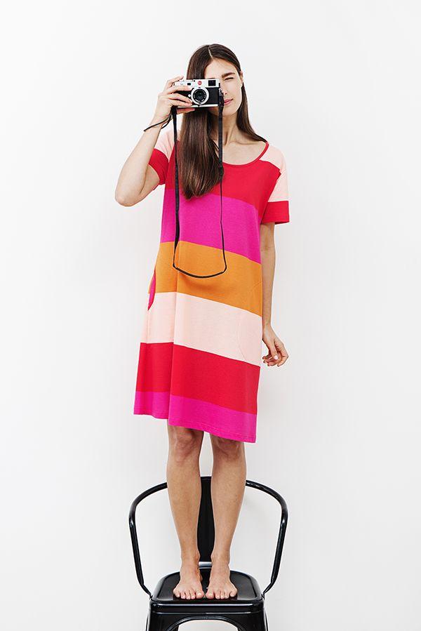 Nauru leisurewear dress - S/S 15