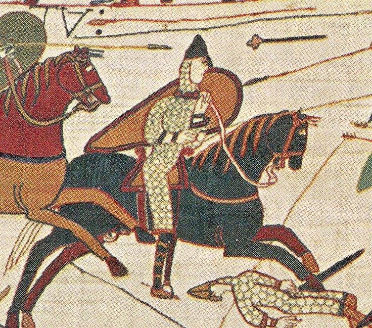 Norman knight in Bayeux Tapestry