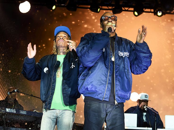 At least 42 concertgoers in southern New Jersey were injured Friday at the Snoop Dogg and Wiz Khalifia show
