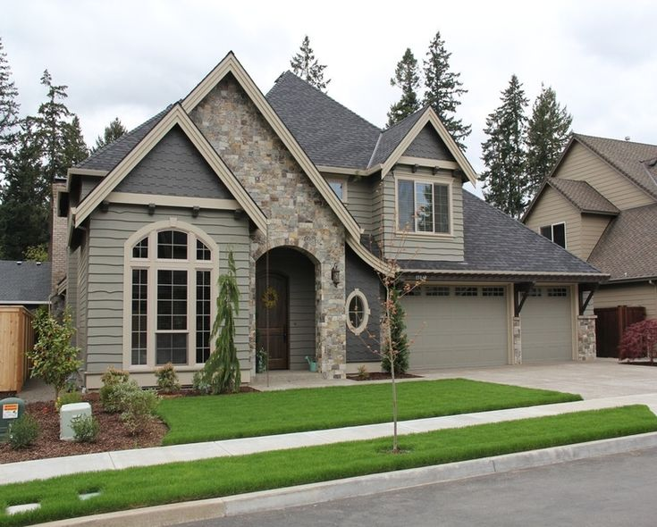 Best 25+ Exterior paint colors for house with stone ideas on ...