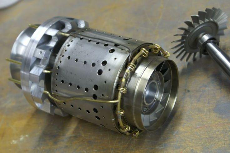 Resultado de imagem para diy Jet Engine