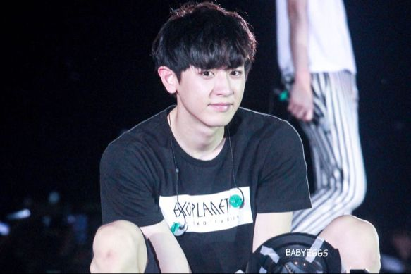 Chanyeol | 150801 The EXO'luXion in Chengdu